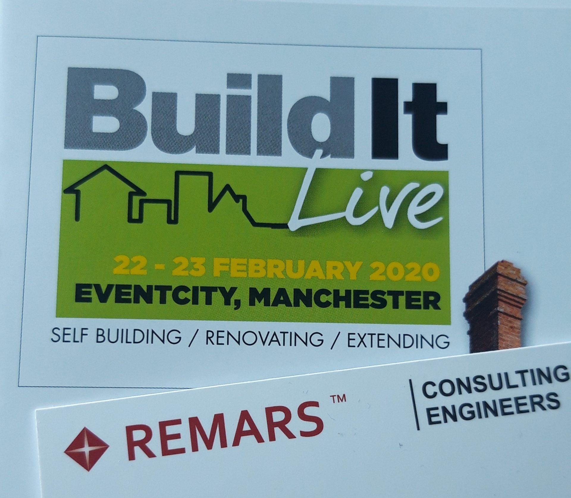 Build It Live - Manchester