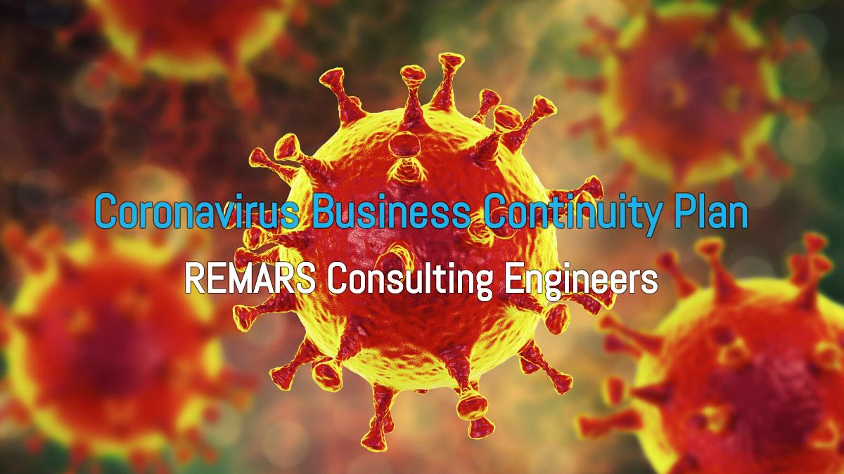 Coronavirus (COVID-19) - Business Continuity Plan at REMARS