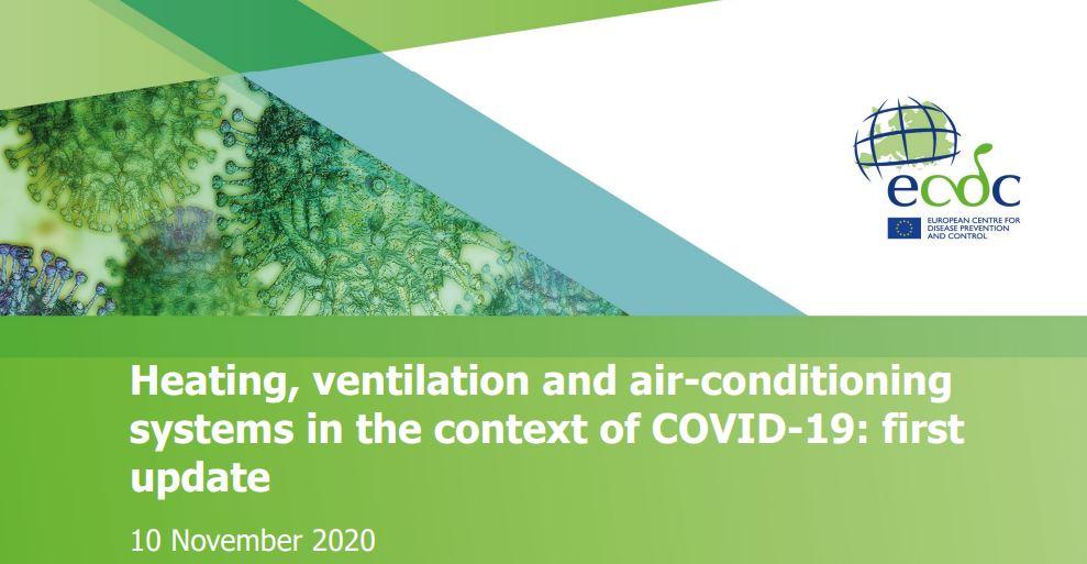 HVAC systems - covid19 - ECDC