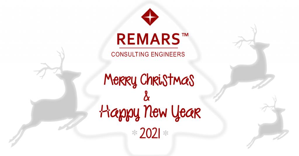 Merry Christmas & Happy New Year 2021!