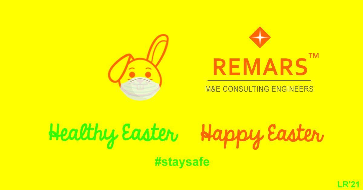 Healthy & Happy Easter 2021!